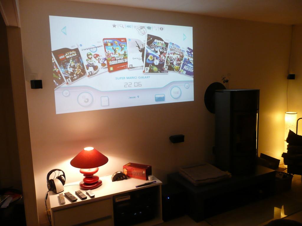 Salon Wii